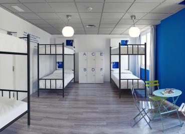 etagenbett km251 bett g nstig billige betten hochbetten f r erwachsene etagenbett metall. Black Bedroom Furniture Sets. Home Design Ideas