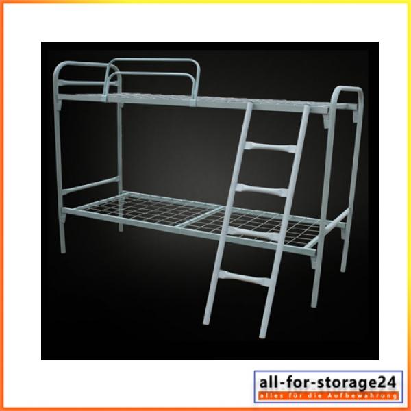 etagenbett km232 metallbett g nstig kaufen betten mit. Black Bedroom Furniture Sets. Home Design Ideas