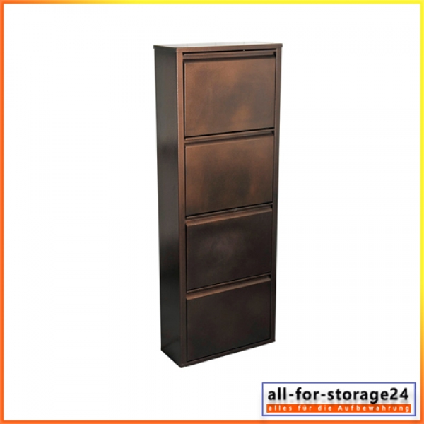 schuhschrank ob 4 oder auch schuhkipper nur 20 cm flach schuhschrank g nstig kaufen. Black Bedroom Furniture Sets. Home Design Ideas