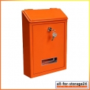 Briefkasten WN20 Orange